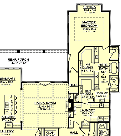 Great Master Bedroom In This French Home Plan At Cool House Plans Master Bedroom Coll Master Bedroom Layout Master Bedroom Design Layout Master Bedroom Plans