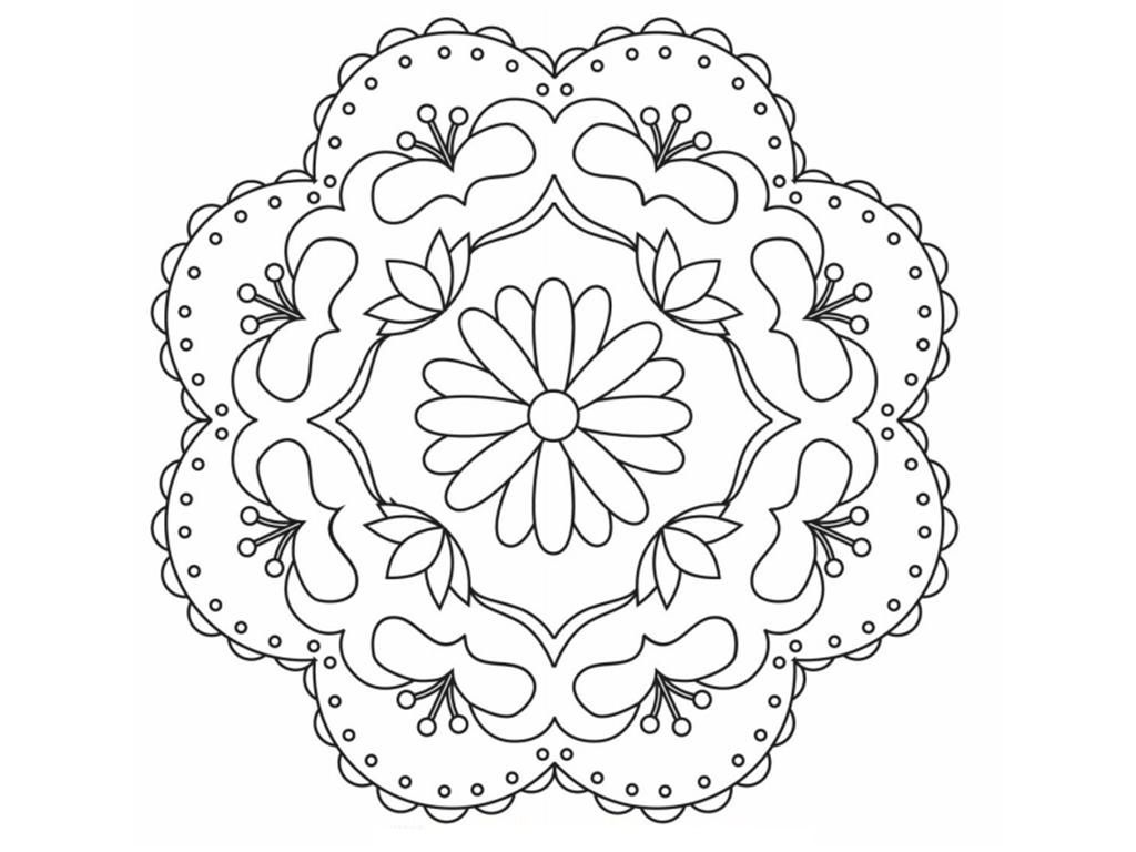 Free Printable Rangoli Coloring Pages For Kids Coloring Pages Printable Coloring Pages Colouring Pages