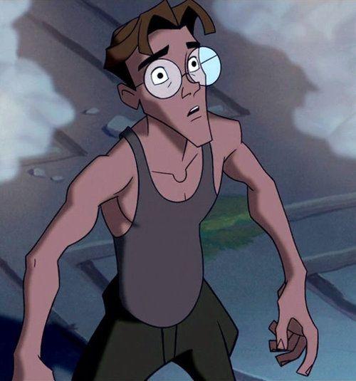 Milo James Thatch Atlantis Princess Cartoon Classic Disney Movies Atlantis The Lost Empire