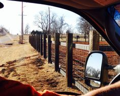 Fence Railroad Ties 2x6 Cattle Panels Too Easy But I Love It Cattle Panels Railroad Ties Fence Landscaping