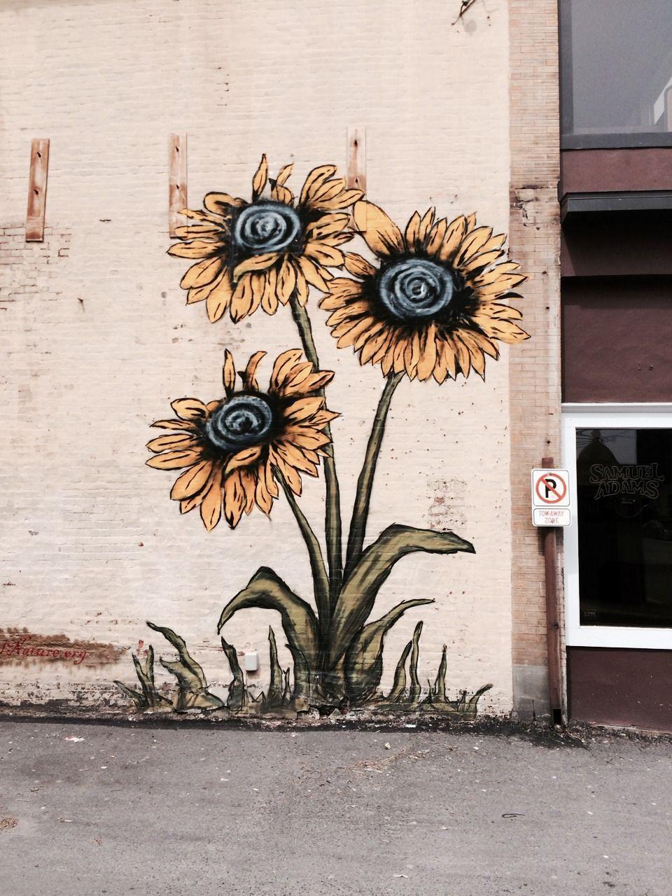 Via Loveyourchaostumblr Street Art History Artists Banksy Graffiti Types Of Vs