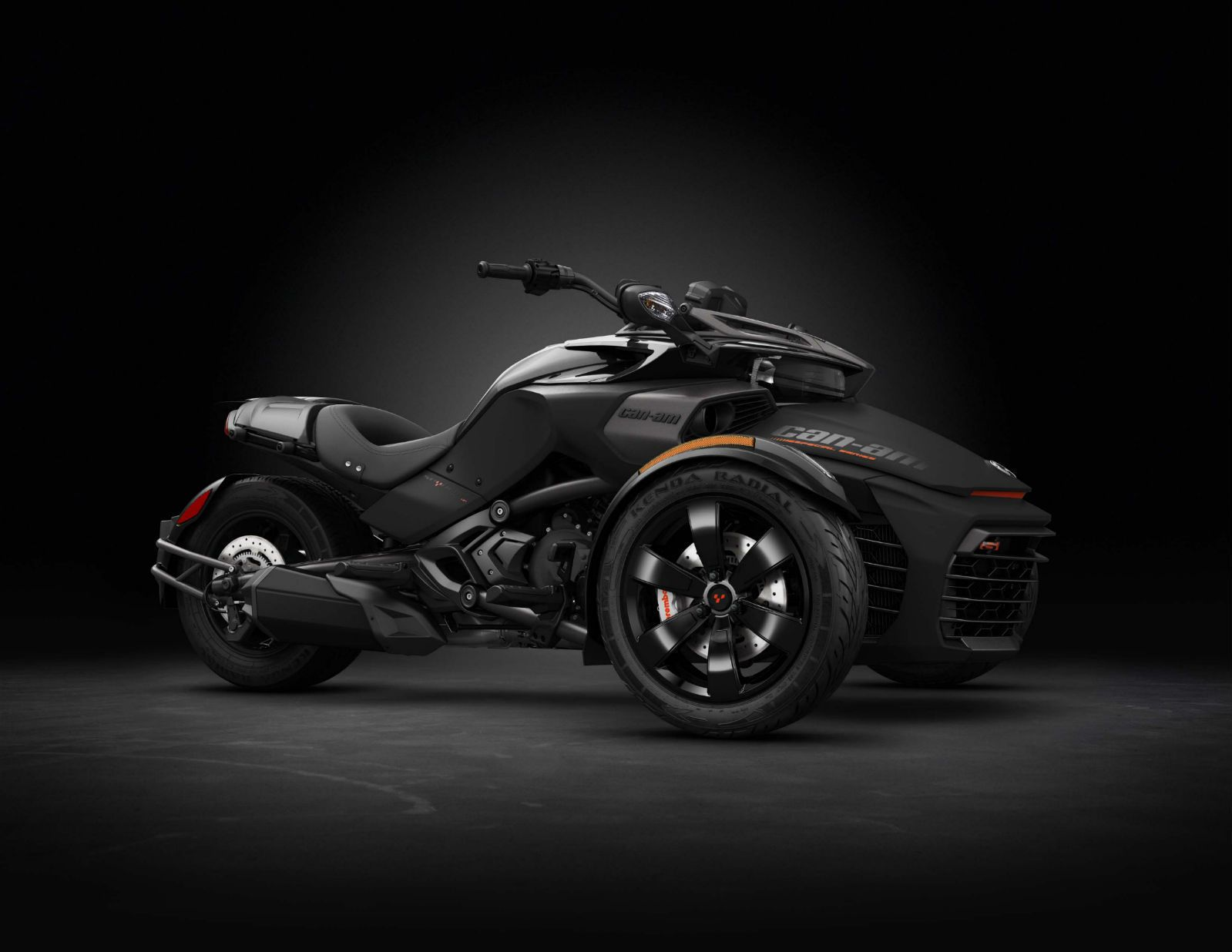 2016 can am spyder f3 s special series se6 semi auto