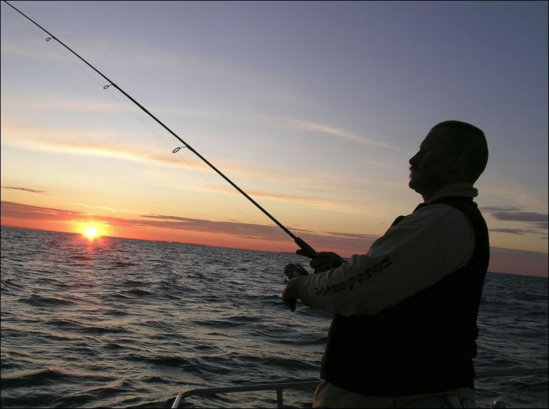 Fishing on lake erie putinbay lake island destinations