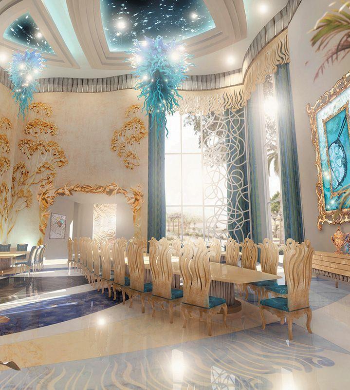 Greenline interiors dubai house interior design ideas for Mobilia spazio