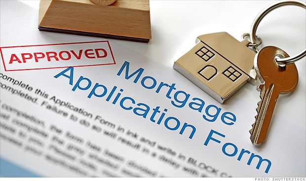 21st century mortgage application