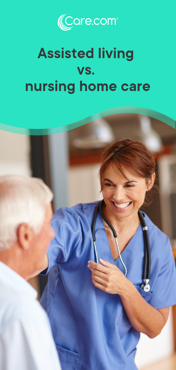 What S The Difference Between Nursing Homes And Assisted Living Nursing Home Care Director Of Nursing Nursing Home