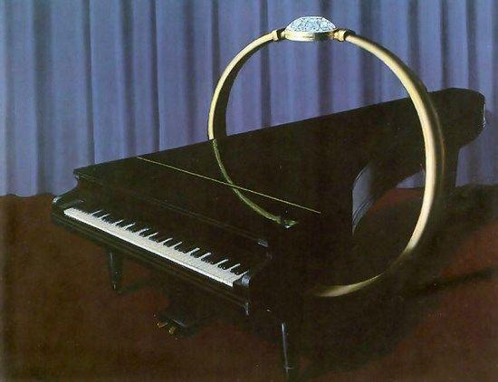 La Main Heureuse, René Magritte, 1953