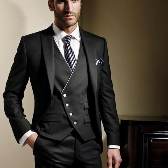 to buy pick up exceptional range of styles and colors Latest Arrival Men Slim Fit 3 Piece Designer Tuxedo in 2019 ...