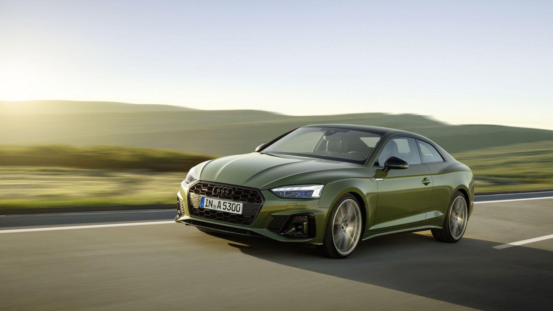 2020 Audi A5 Audi A5 Audi A5 Coupe Audi S5 Sportback