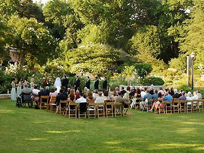 Atlanta Botanical Garden Wedding Venue Outdoor Atlanta Wedding ...