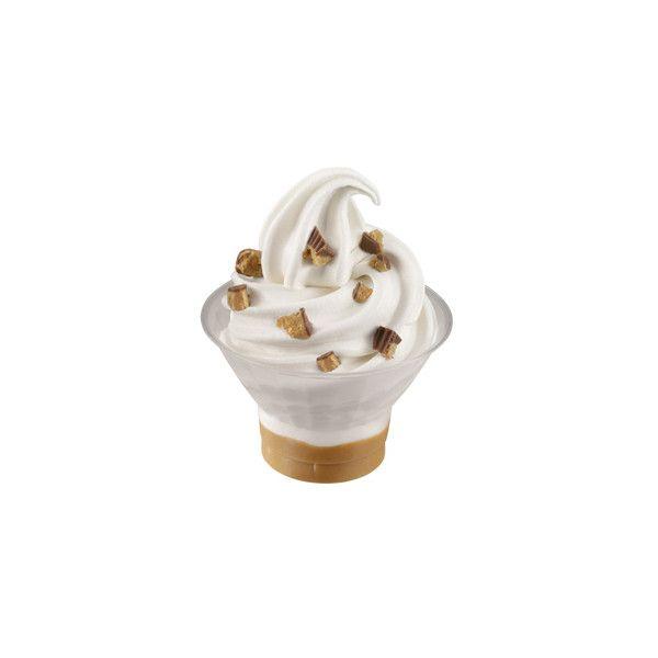 Reese's® Soft Serve Parfait - Mini ❤ liked on Polyvore