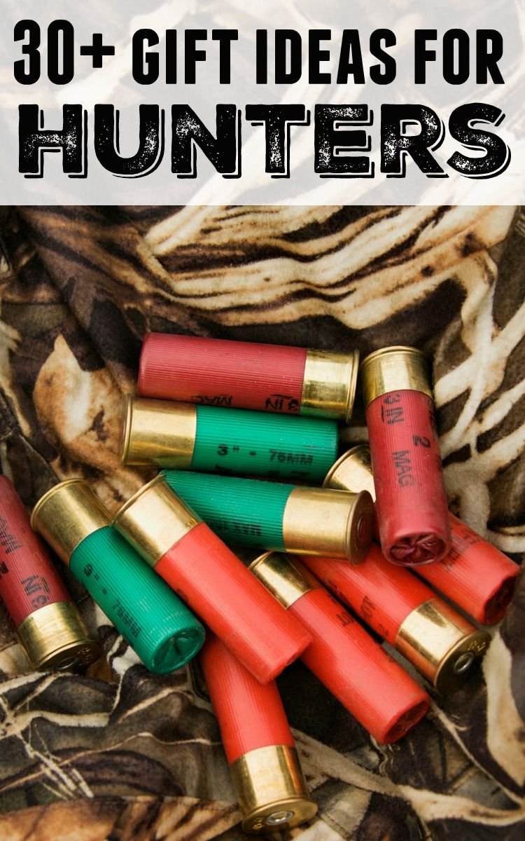 Gift Ideas for Men Who Love to Hunt Child at Heart Blog