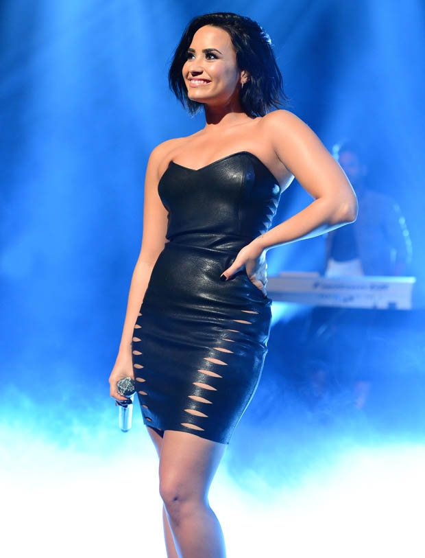 lovato hot Demi