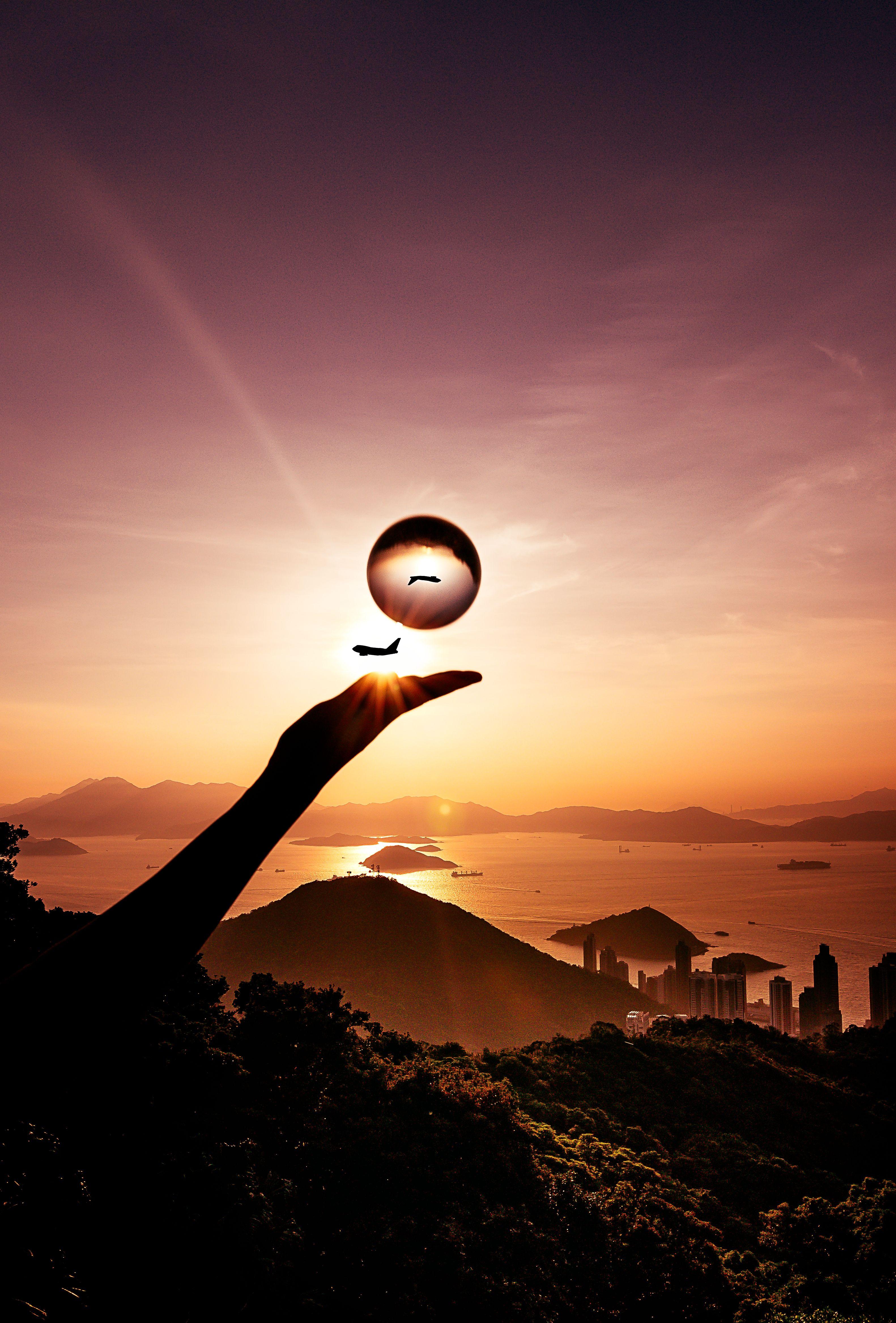 33 Sunset Photography Ideas Sunset Photography Photography Crystal Ball