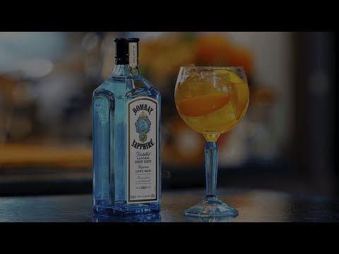 (3) Gin & IT Fizz - Bombay Sapphire Cocktail - YouTube ...