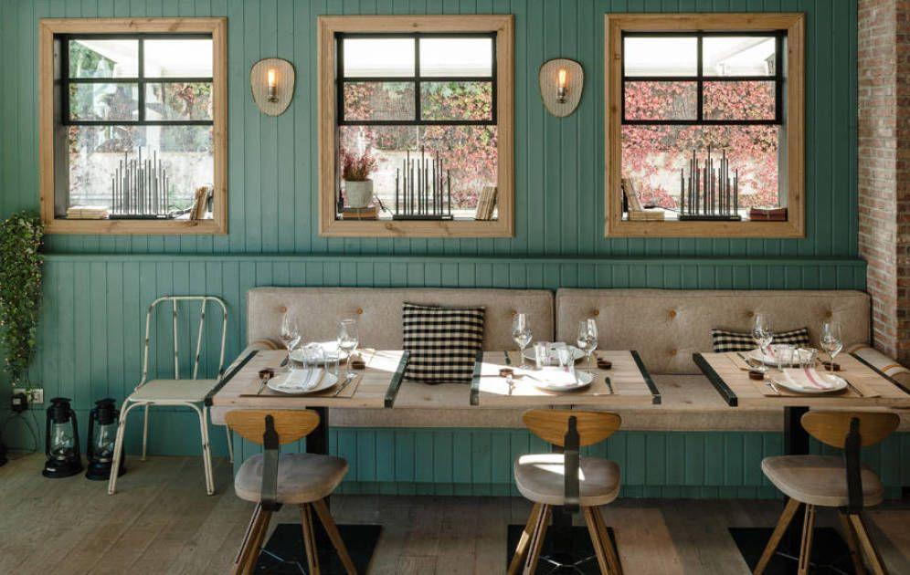 Cuatro Restaurantes En Madrid Para Viajar Por El Mundo Este Fin De Semana Colores Para Casas Exteriores Restaurantes Colores Para Casas