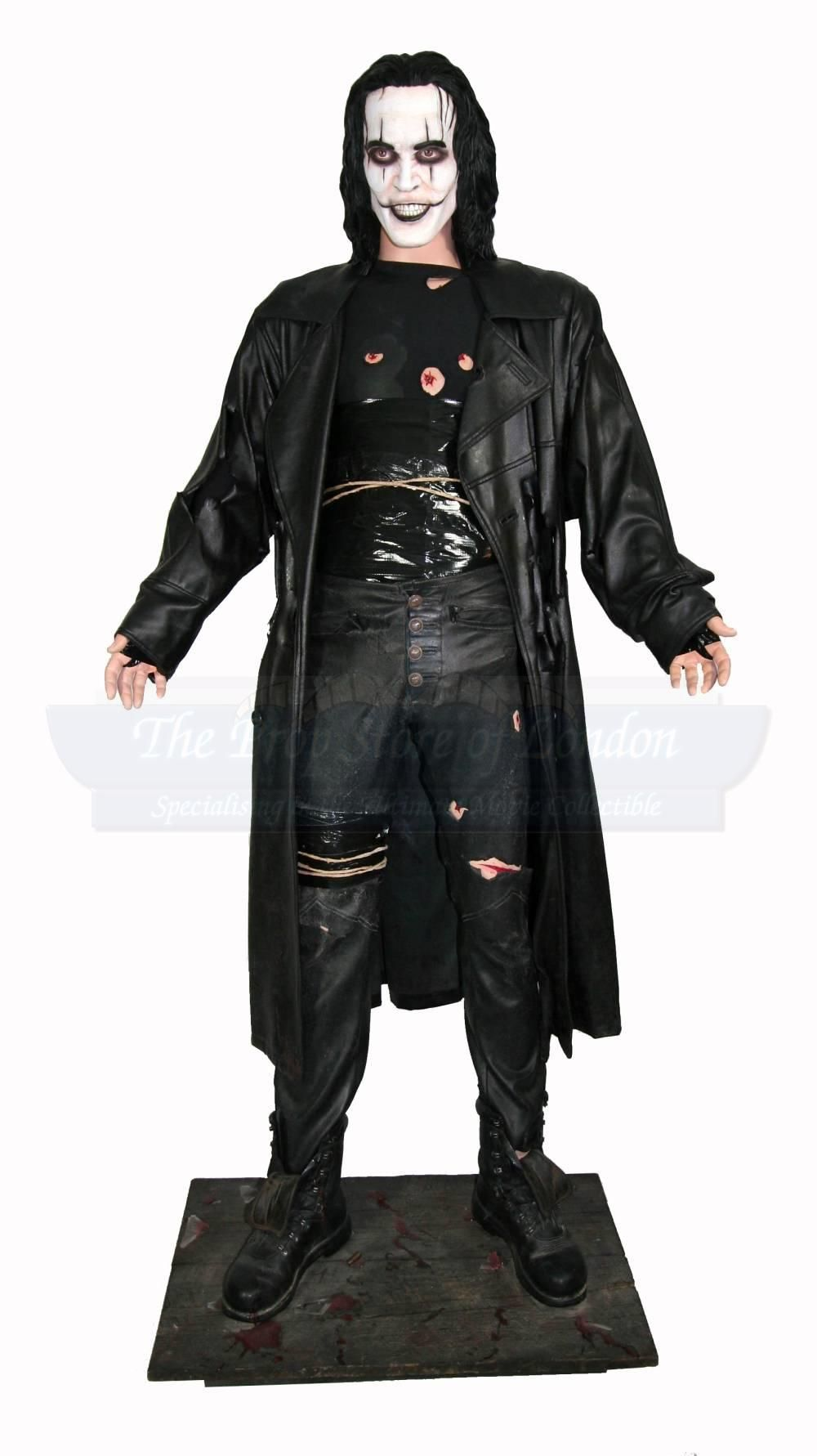 the crow brandon lee costume