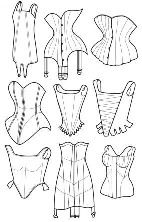 corsets for historical costuming with images  sewing