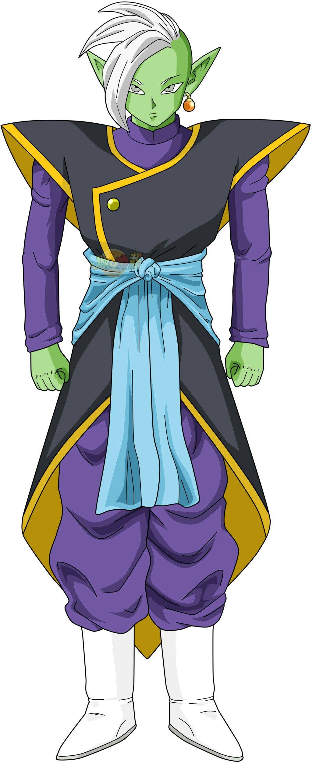 Zamasu Zamasu Black Anime Naruto Personagens