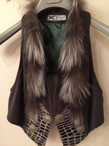 Derishow Kurklu Deri Yelek 1250 Tl Yerine 190 Tl Modacruz Moda Yelek Kadin Ceketleri