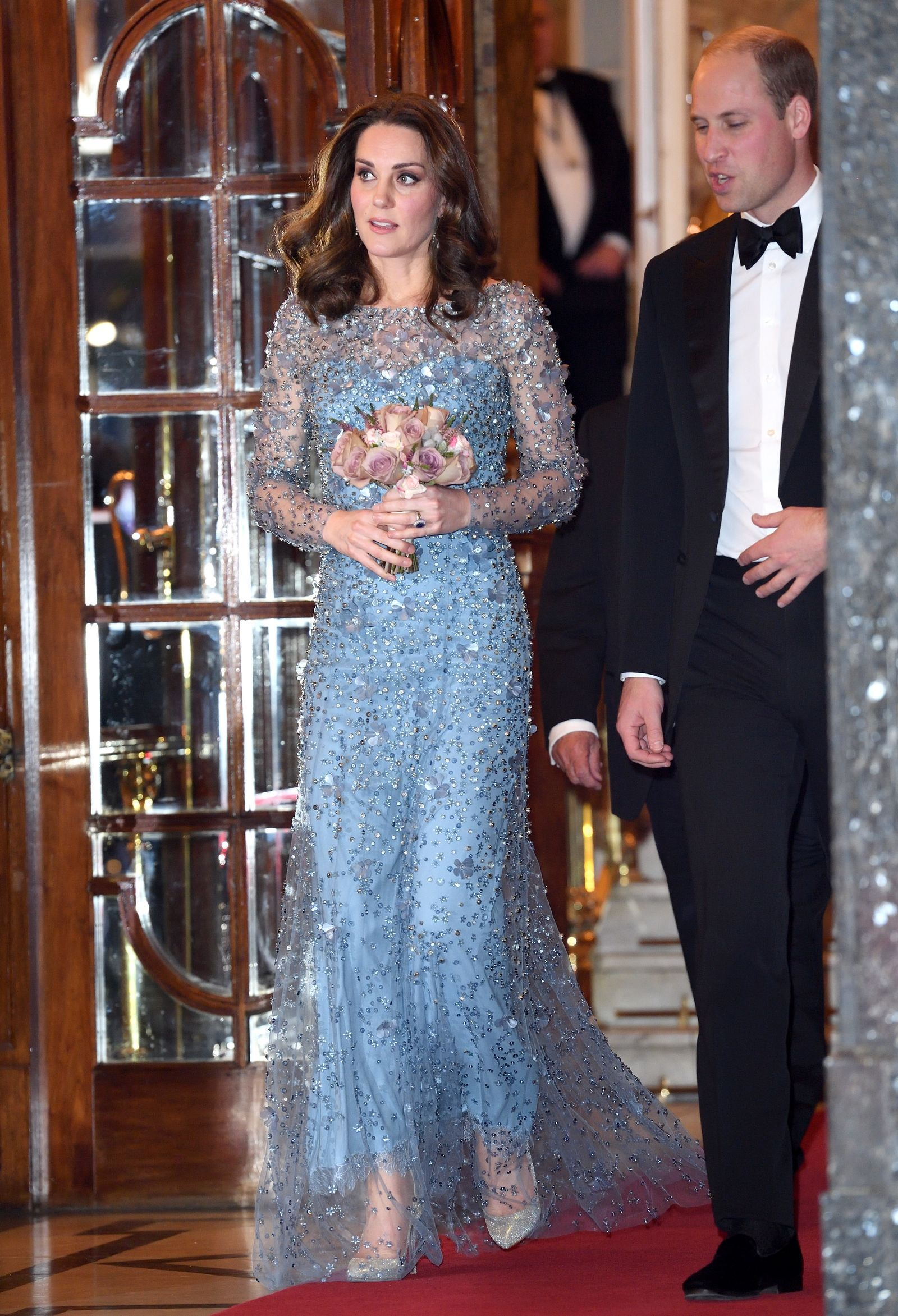 Se Kate Middleton non è una vera principessa con quest'abito blu! - CosmopolitanIT