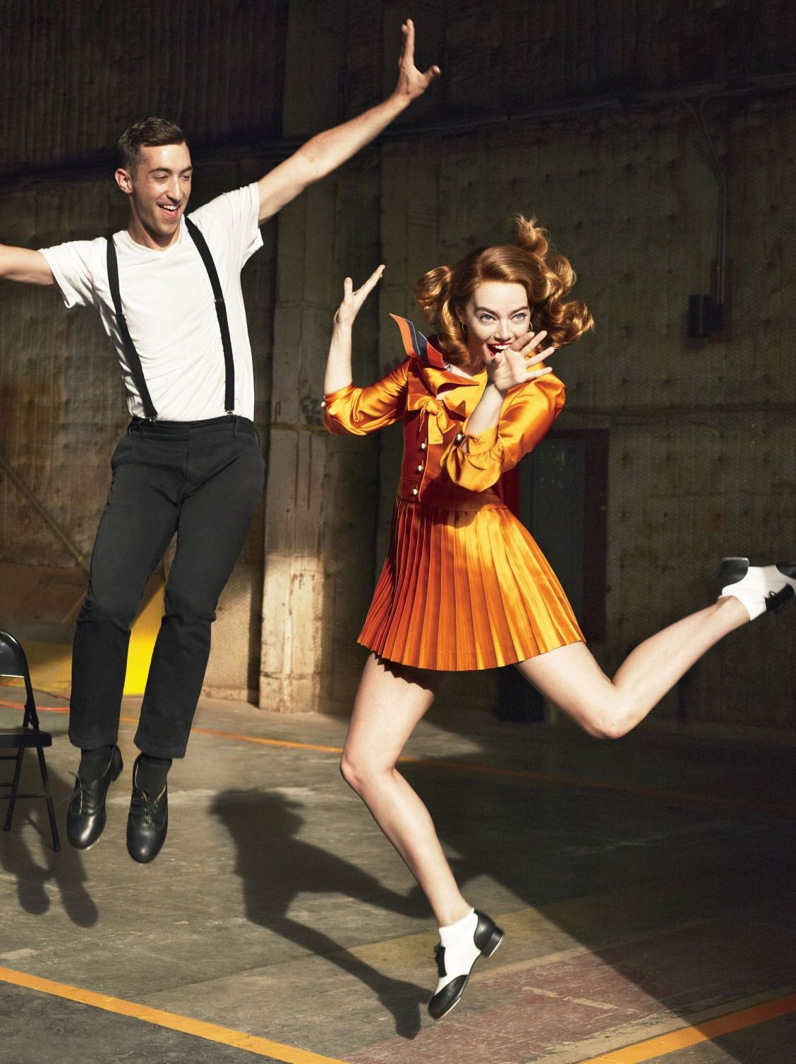 492d7e92547a Emma Stone Takes the Biggest Leap of Her Career With La La Land ...