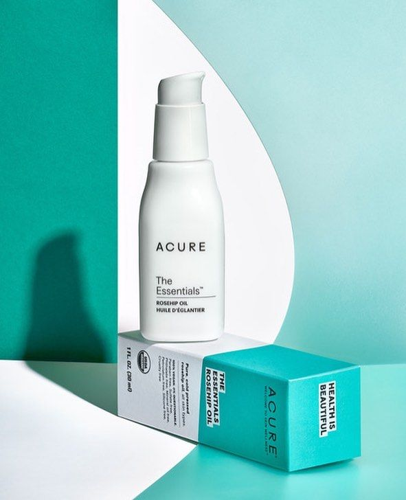 ACURE Rosehip Oil Delivers Essential Fatty Acids Of 100