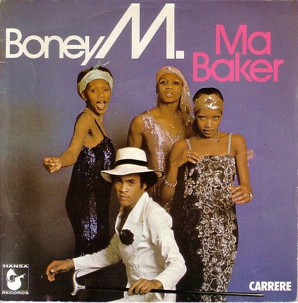 Bilder Fur Boney M Ma Baker 70er Jahre Musik Kindheitserinnerungen Erinnerungen