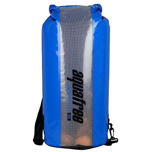 Aquafree dry bag 36L blue Waterproof bag with Window of PVC Film     You 2e5208edc7df9