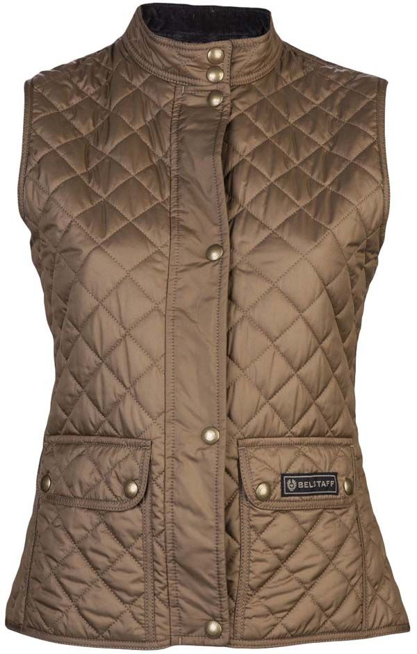 8. Equestrian Quilted Vest - 8 Stylish Equestrian Duds for Fall ... : ladies quilted riding jacket - Adamdwight.com