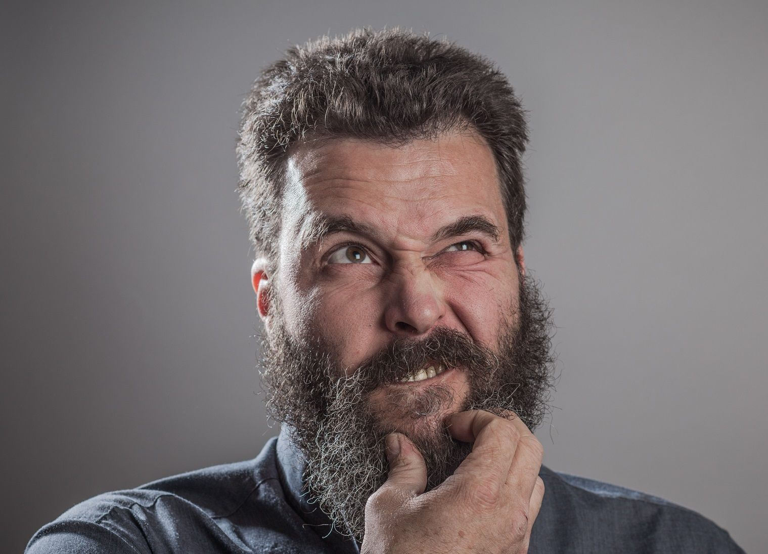 How to Relieve an Itchy Beard Mens facial hair styles