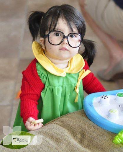 Los hijos son el mejor regalo de la vida ¡CUÉNTANOS! ¿De qué los disfrazaste?