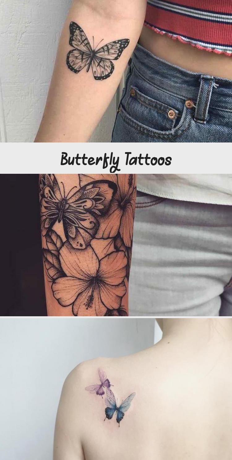 Butterfly Tattoos - Tattoos