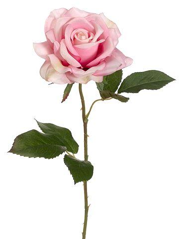 Open rose spray in pink artificial roses artificial flowers open rose spray in pink artificial roses artificial flowers wholesale silk roses silk wedding flowers mightylinksfo Gallery