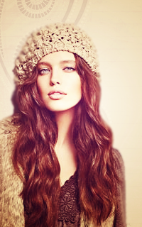 Again, which board to pin this to?! I love the hat, the hair, the makeup...