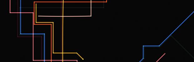 el metro de NYC como instrumento musical en tiempo real