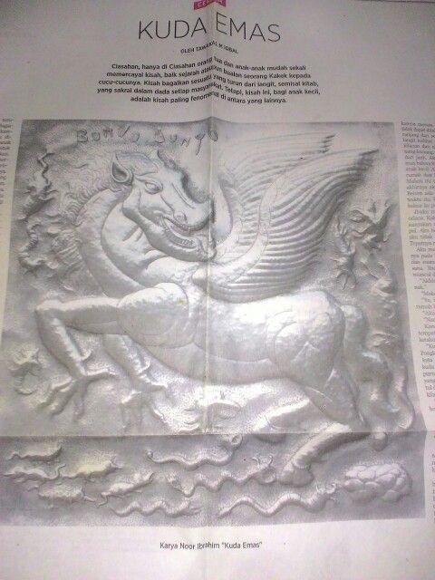 Cerpen Kuda Emas Oleh Tawakal M Iqbal Kompas Minggu 22 Juni 2015 Kuda 22 Juni Kompas