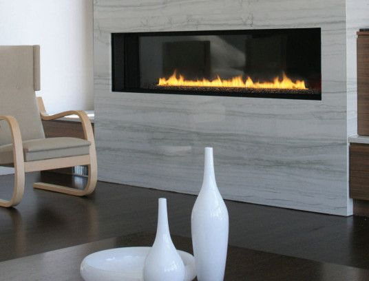 Vented gas fireplace and Modern fireplaces