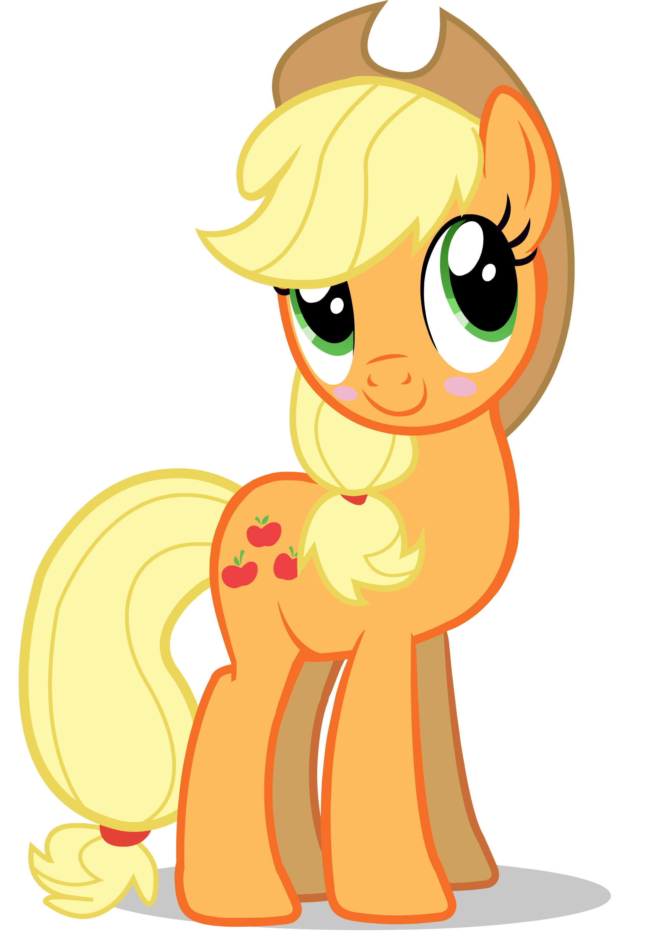 5594 applejack my little - photo #8