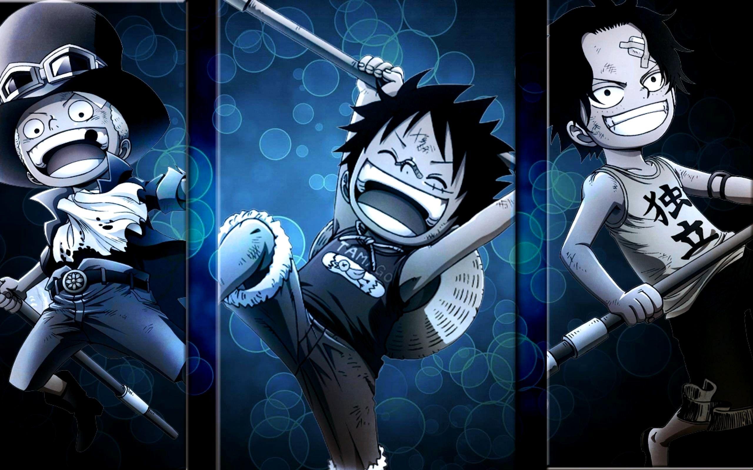 Wallpaper 4k Pc One Piece Trick Di 2020 Seni Anime Gambar Gambar Anime