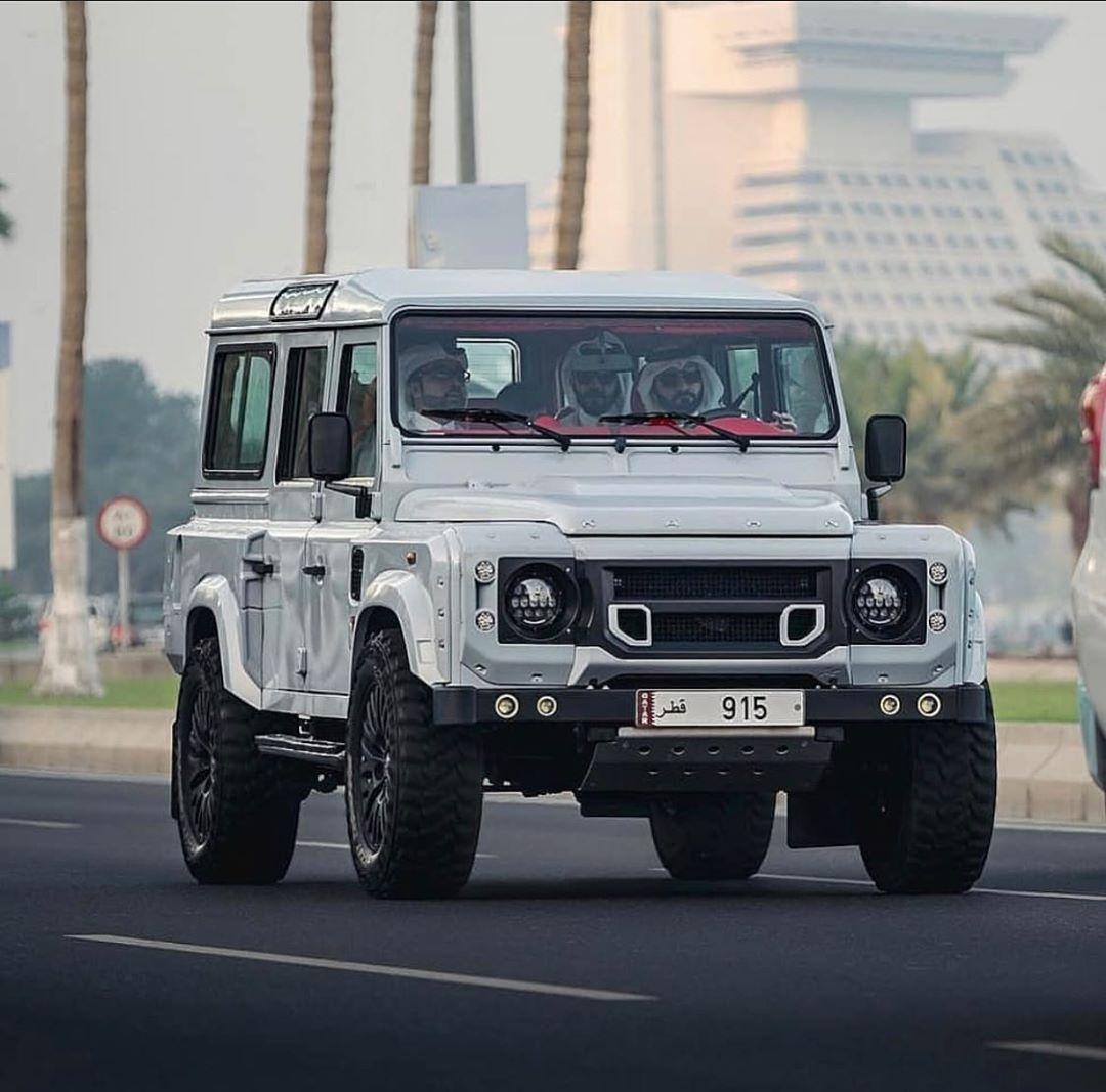 Qatar By Qatarcarsspotter Use The Defenderworldwide To Get