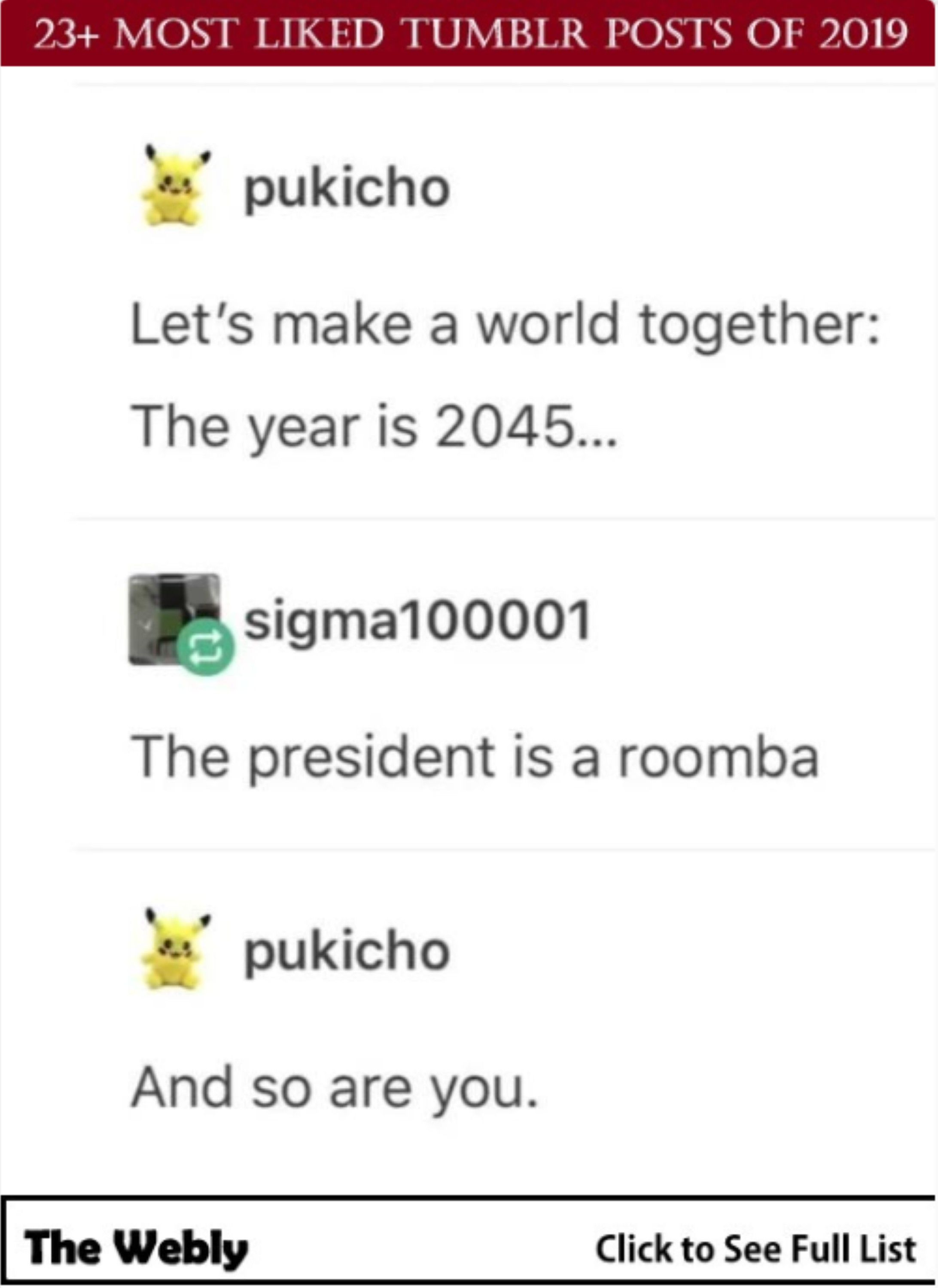 23 Most Liked Tumblr Posts Of 2019 Funny Tumblr Posts Funny Memes Tumblr Funny