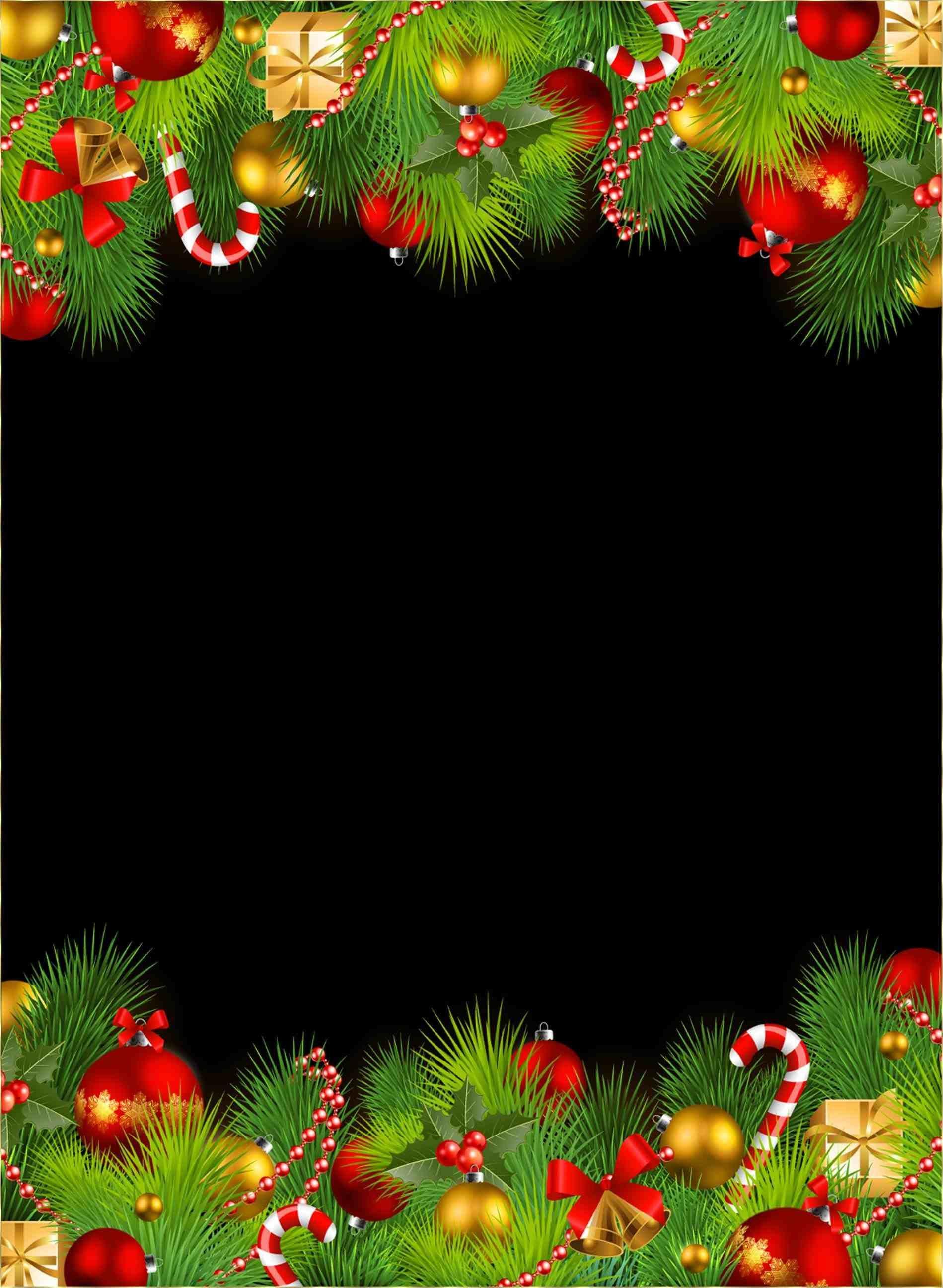 New post elegant christmas ornament border xmast pinterest