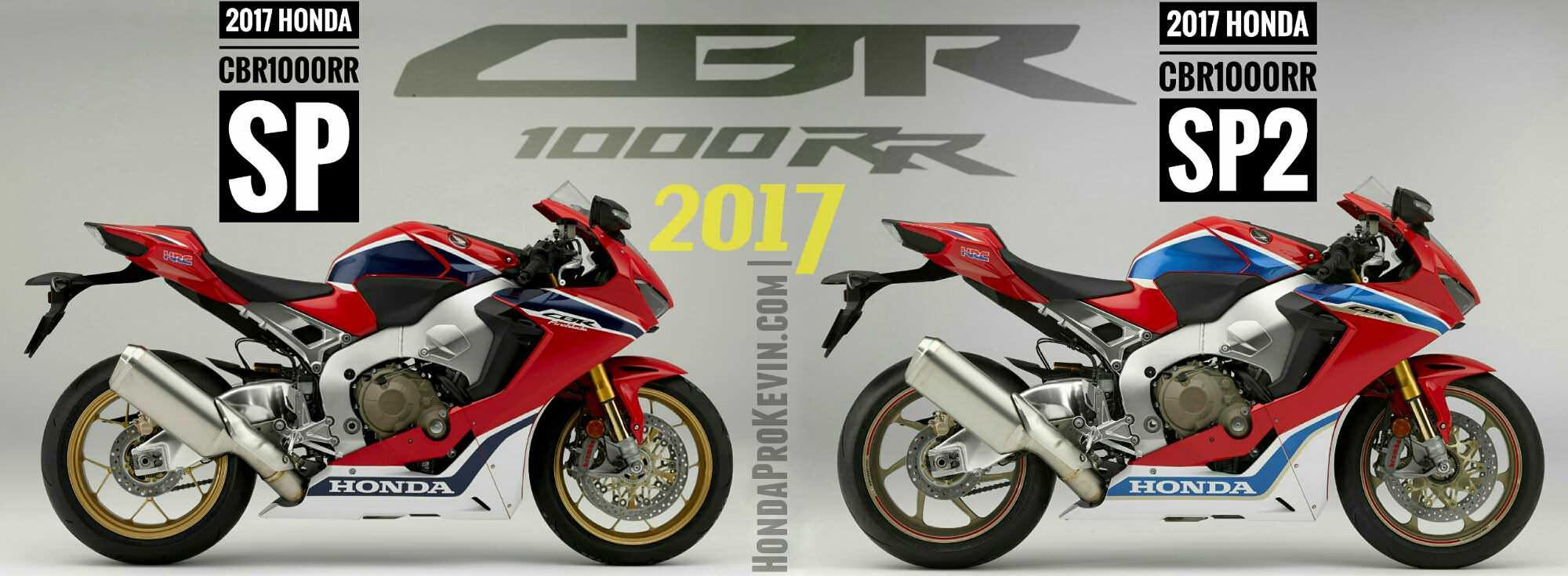 2017 honda cbr1000rr sp2