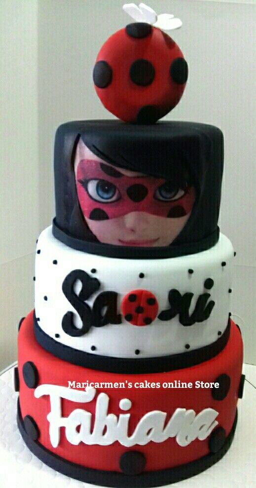 Torta Ladybug Maricarmens Cakes Online Store 991526566 Random