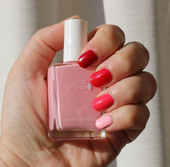 100 Pure Creamy Nail Polish My Beauty Bunny Cruelty Free Lifestyle Blog Nail Polish Cruelty Free Nail Polish Nails