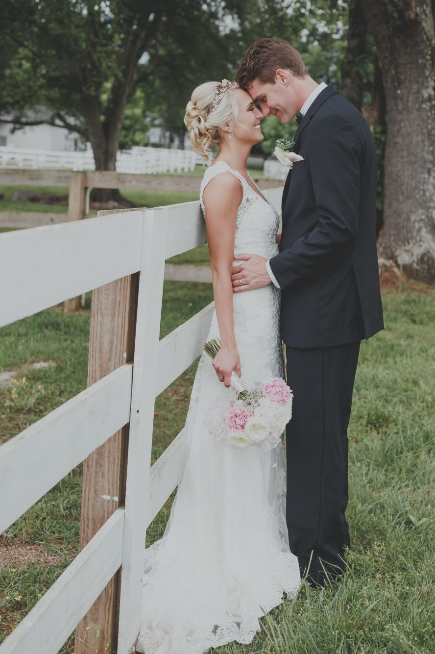 Copper Ridge Farm Wedding Murfreesboro TN Southern Roots Photography By Brittany Knoxville