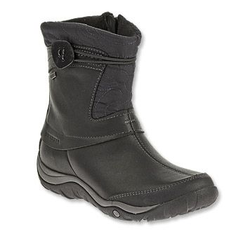 Just found this Merrell Womens Waterproof Leather Boots - Merrell%26%23174%3b Dewbrook Zip Waterproof Boots -- Orvis on Orvis.com!