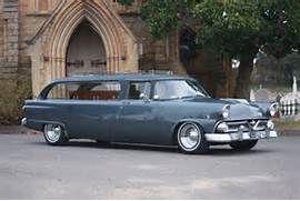 1958 Ford Customline Star Model Hearse For Sale Bendigo Vic