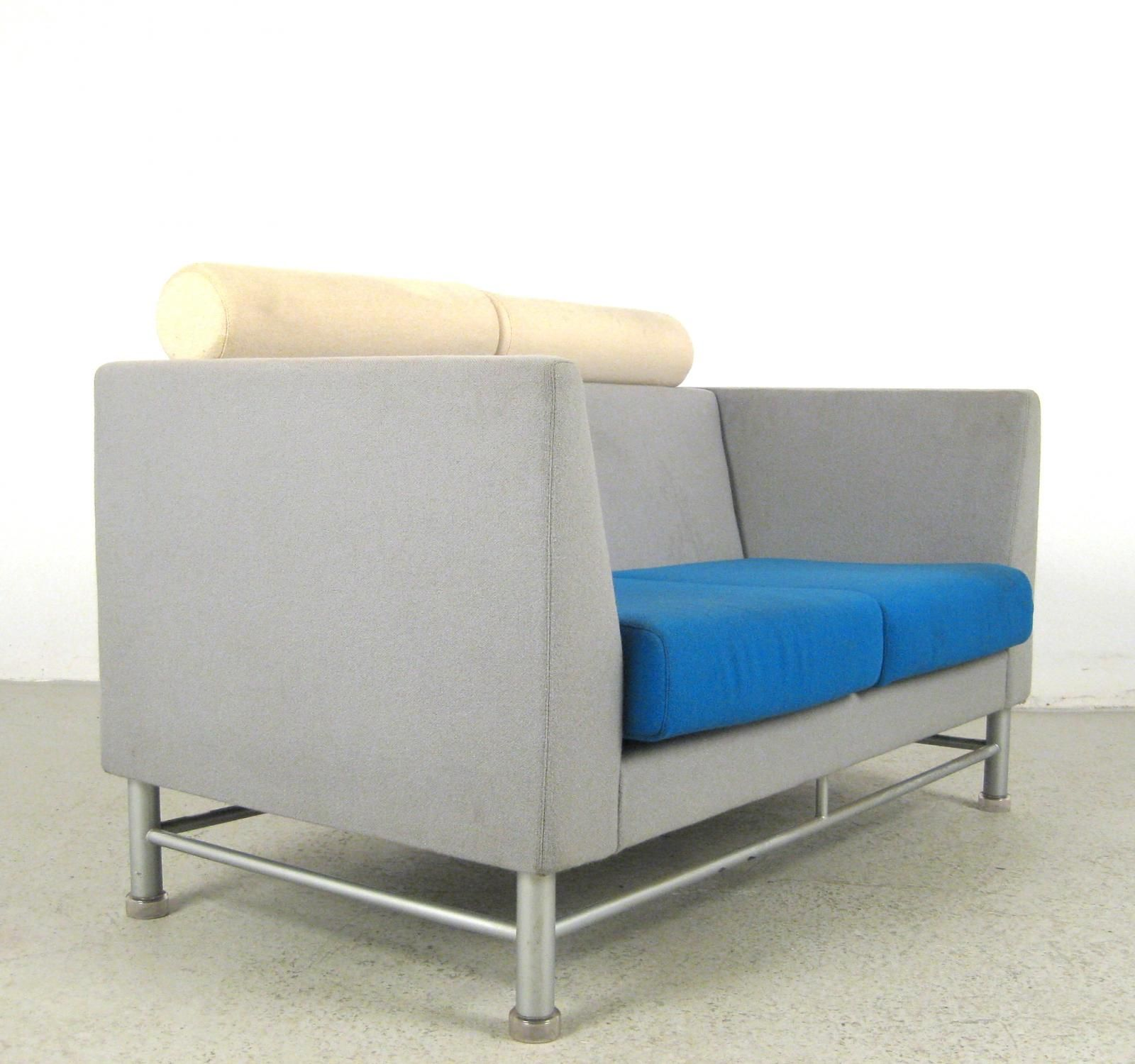 ON STAGE: Ettore Sottsass Eastside sofa  for Ettore Sottsass Sofa  177nar